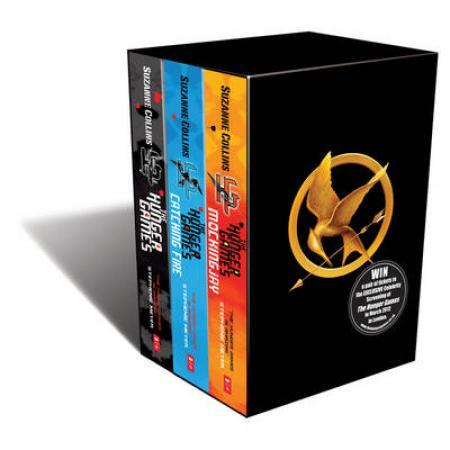 The hunger games trilogy box set - Suzanne Collins