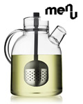 Kettle tekanne glass 1,5 l -