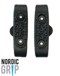 Brodder mini 2 pk, str 35-40 svarte -