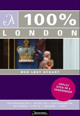 100% London - Maaike van Steekelenburg