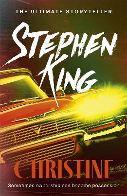 Christine - Stephen, King