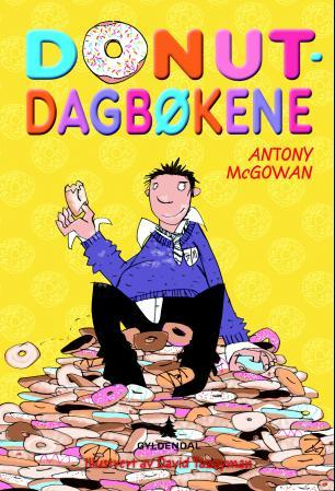 Donut-dagbøkene - Anthony McGowan David Tazzyman Jan Chr. Næss