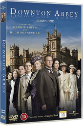 DVD Downton Abbey Sesong 1 -