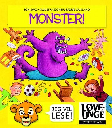 Monster! - Jon Ewo