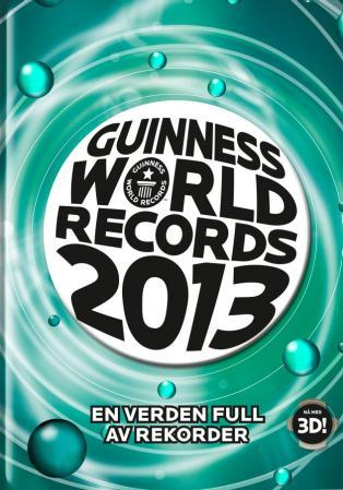 Guinness World Records 2013 -