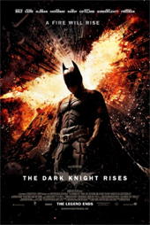 DVD The Dark Knight Rises -
