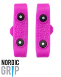 Brodder mini 2 pk, str 35-40 rosa -