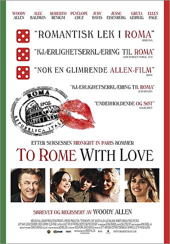 DVD To Rome with love -