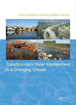 Transboundary Water Management in a Changing Climate - Dewals, Benjamin