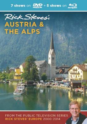 Rick Steves' Austria & the Alps DVD & Blu-Ray 2000-2014 - Rick Steves