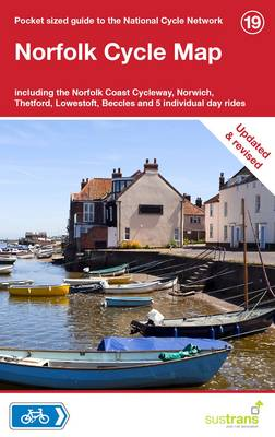 Norfolk Cycle Map -